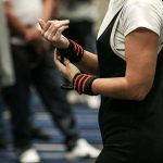 Wrist Wraps women hands powerlifter