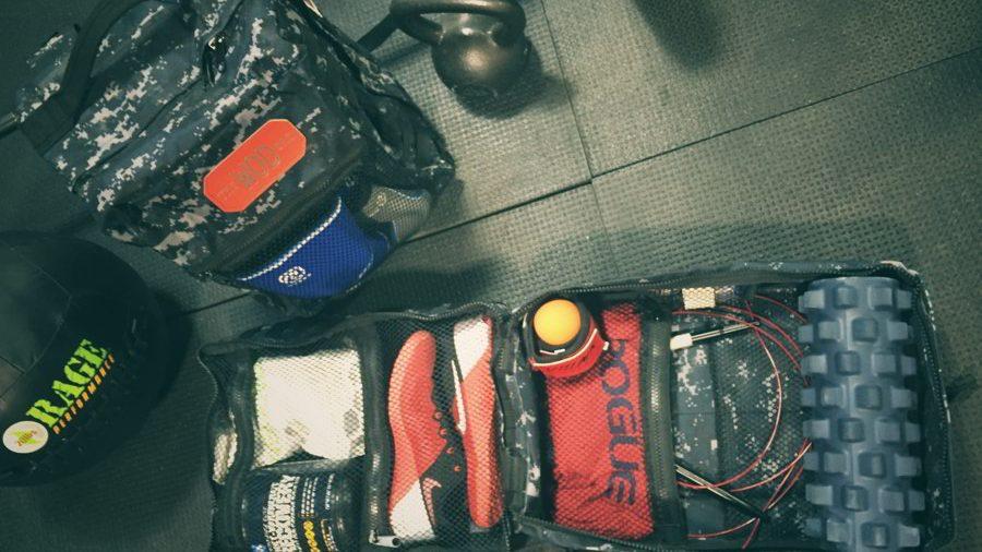 Crossfit Gym Bag WOD