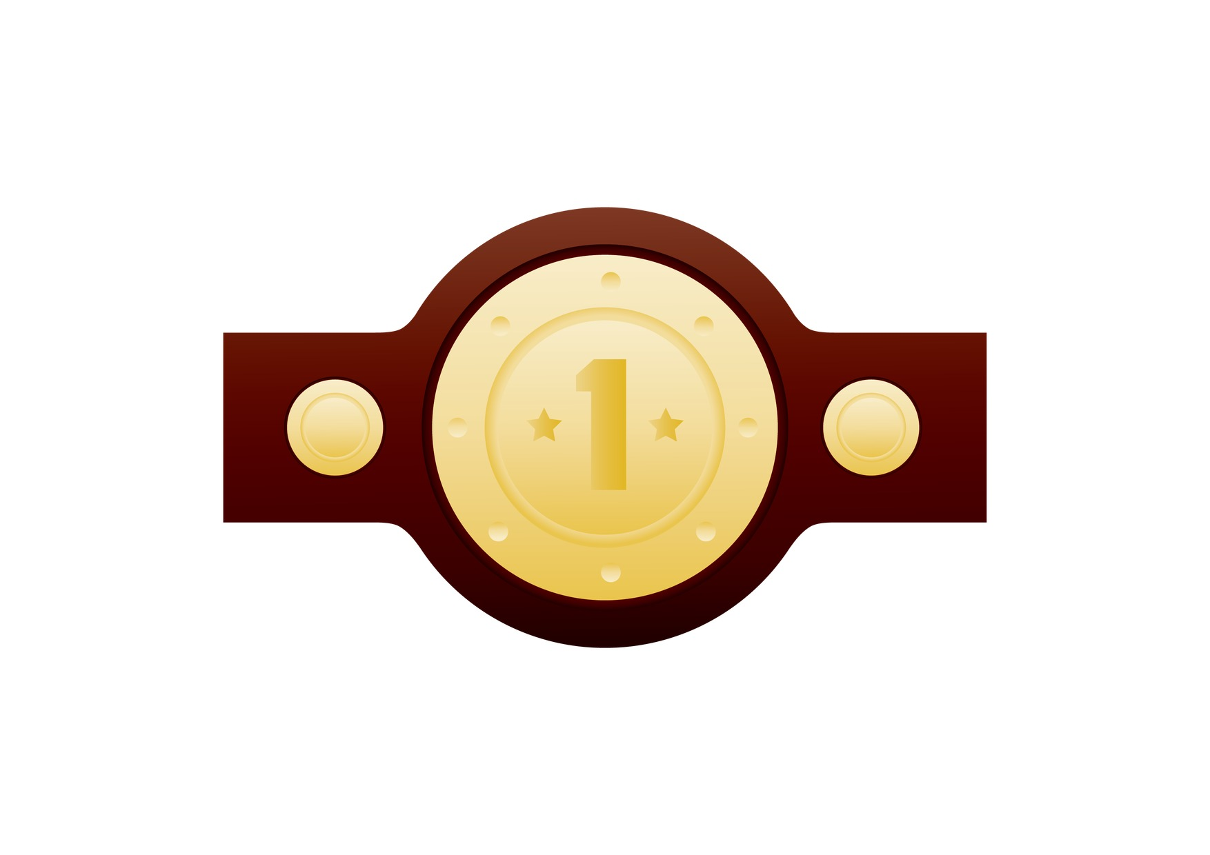 Champion weight belt